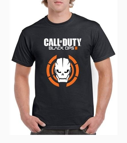 Playera Camiseta Call Of Duty Black Ops 100% Calidad en internet