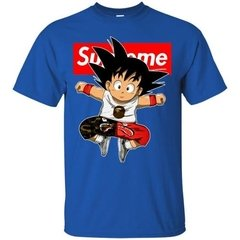 Playera Supreme Goku Dragon Ball Z