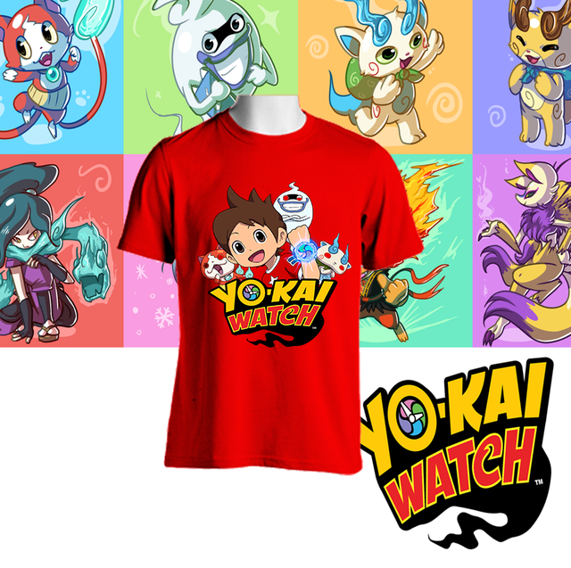 Playera YO-KAI WATCH ORIGINAL JINX - comprar online