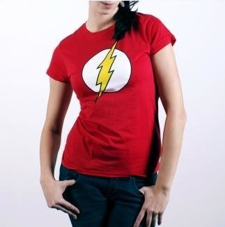 Playera Flash Dama