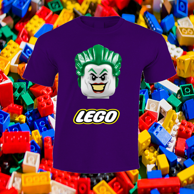 Playera BATMAN LEGO ESPECIAL en internet