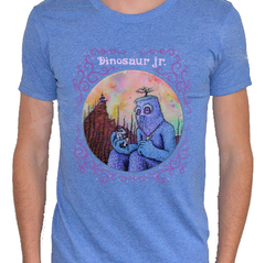 camiseta playera dinosaur jr