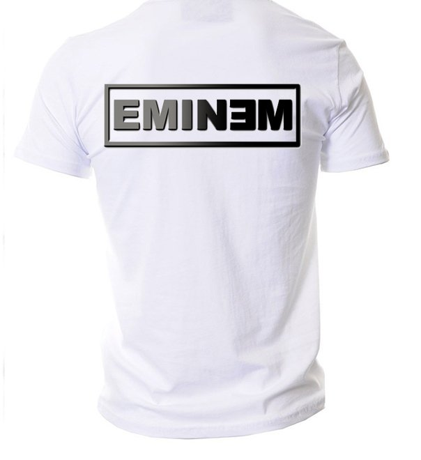camiseta o playera slim shady