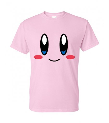 camiseta playera kirby