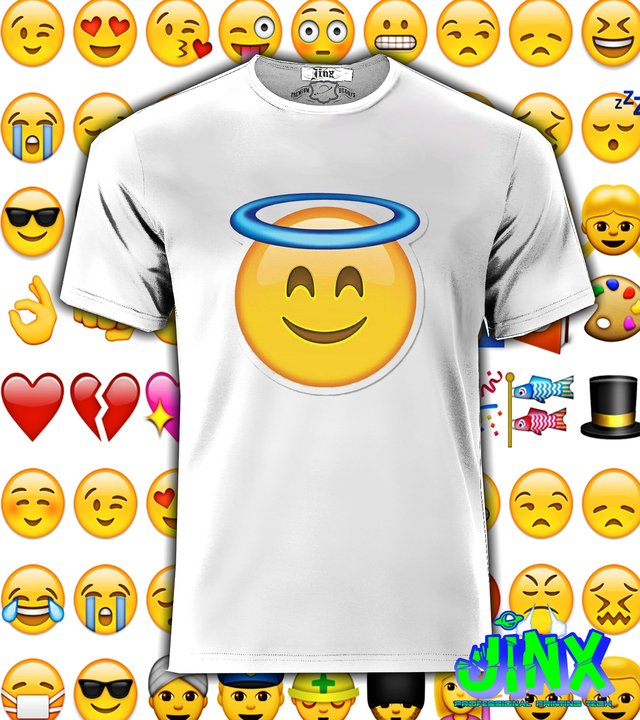 Playera o Camiseta Emotic