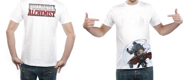 camiseta o playera full metall alchemist b5707e29a9288