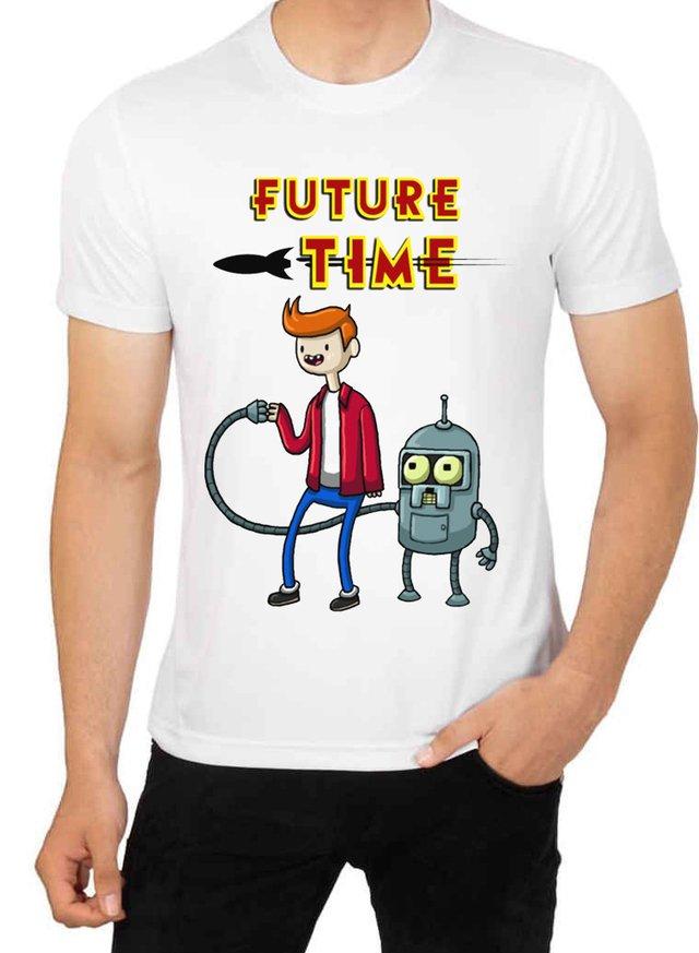 Playera o camiseta hora de futurama comprar en jinx hora de aventura playera thecheapjerseys Images