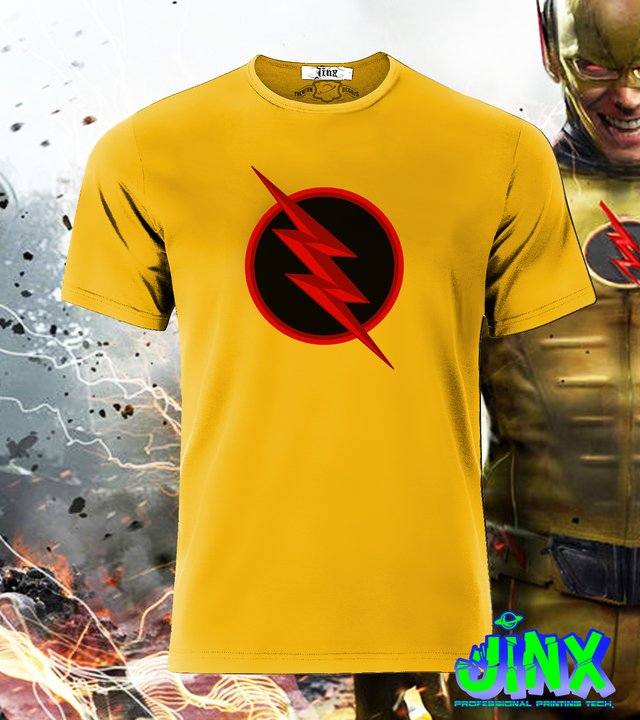 Playera o Camiseta Flash en internet