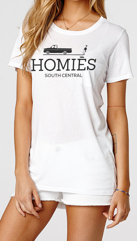 Playera o Sudadera Homies South Central (Hermes) en internet
