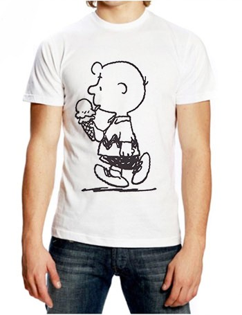 playera de snoopy