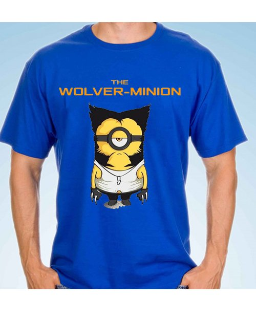 playera minion chistoso