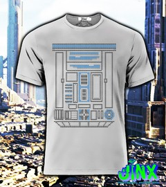 Playera o Camiseta R2 D2