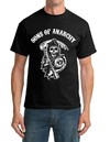 Playera camiseta sons of anarchy