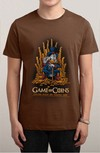 Playera o Camiseta Game Of Coins, Game of Thrones
