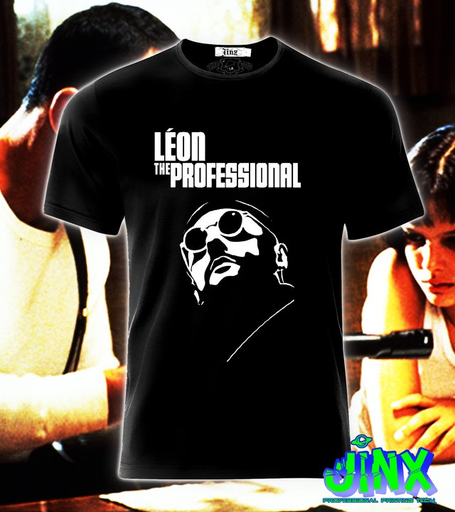 Playera o Camiseta Leon The Professional