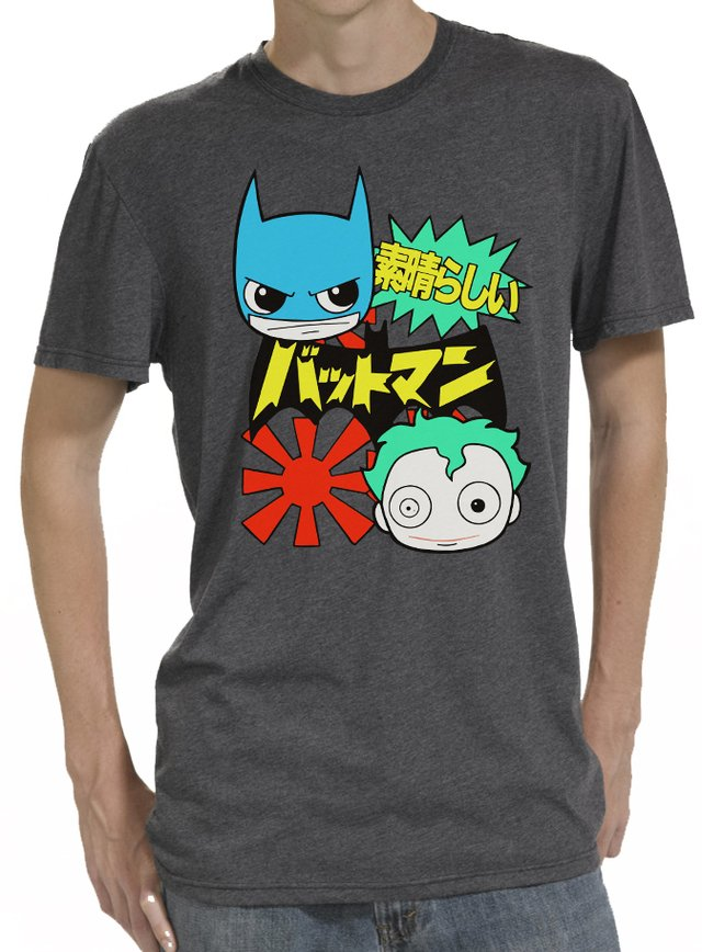 Playera joker