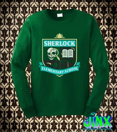 Playeras Sherlock Homes