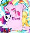 Playera Personalizada My Little Pony