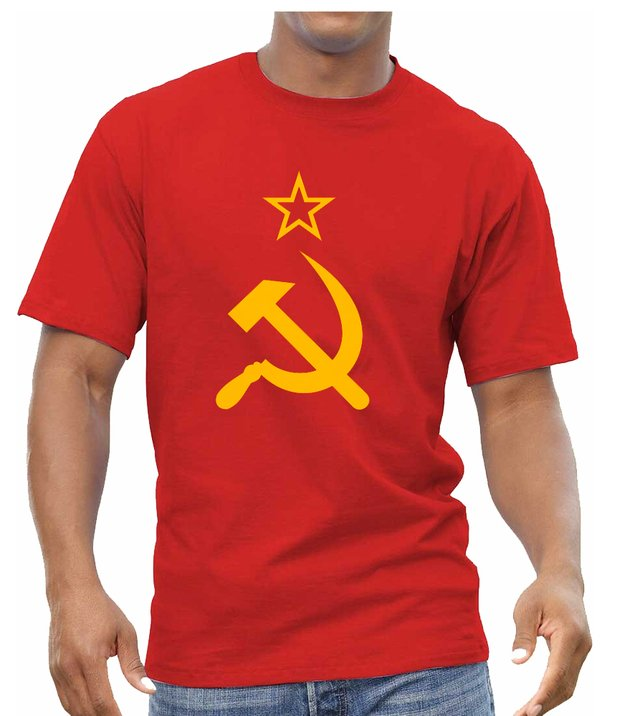 Playera Union Sovietica