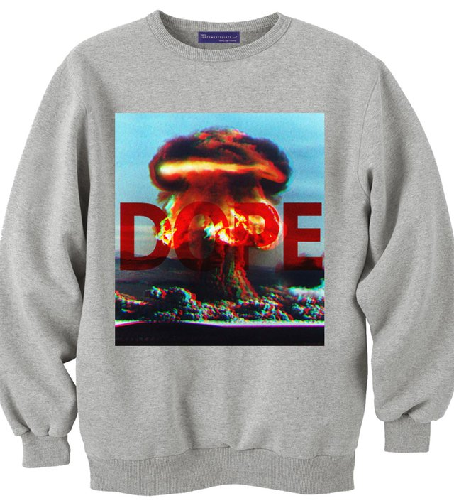 dope explosion ropa