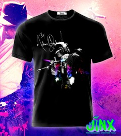 playera michael jackson