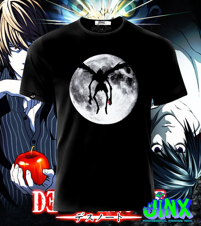 Playera Shinigami