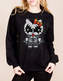 camiseta sudadera hello kitty kiss