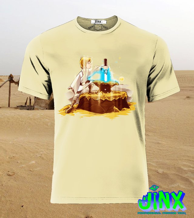 Playera Star Wars