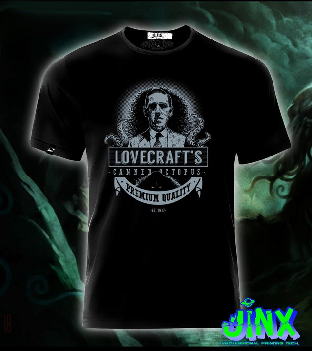 Playera Lovecraft