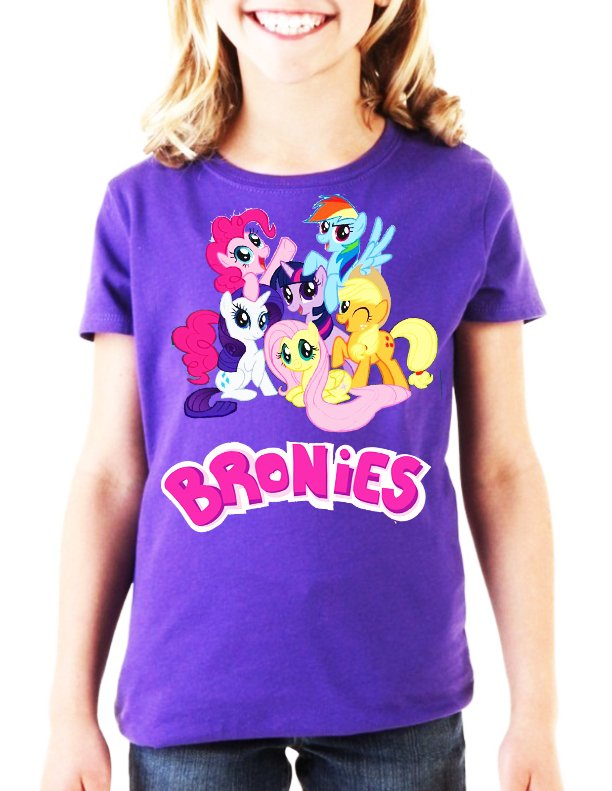 playera club bronies