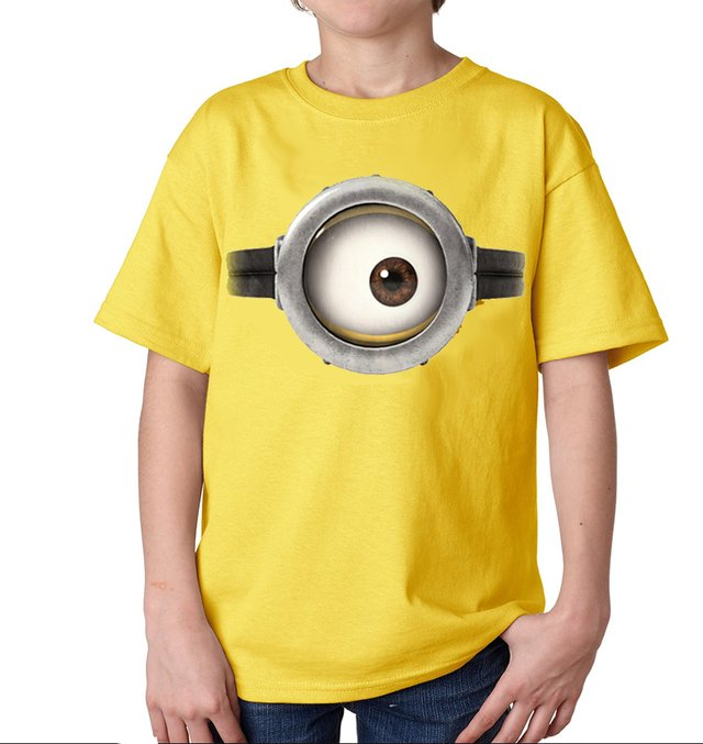 PLAYERA MINION OJO