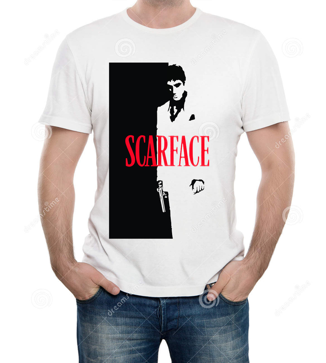 playera tony montana