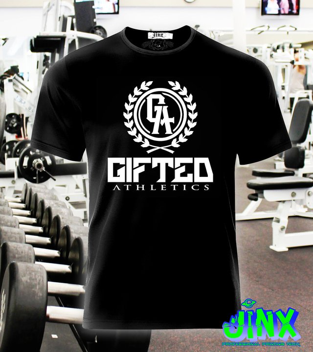 Camiseta Sudadera Ghifted aTHLETICS