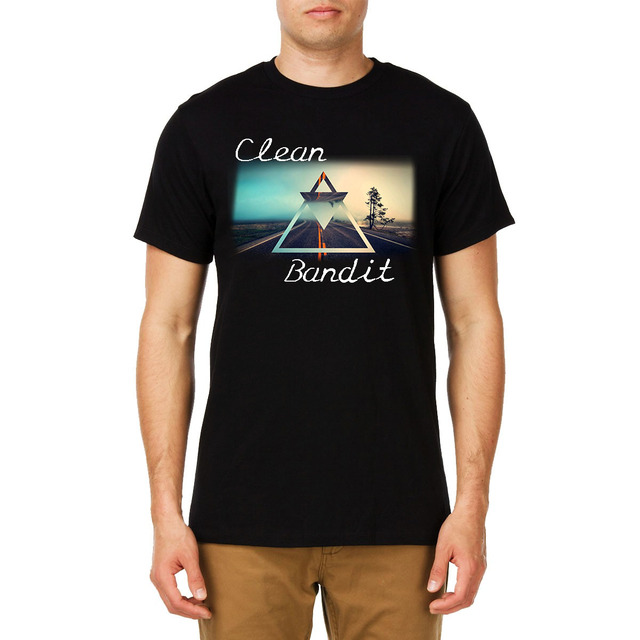 Camisetas Clean Bandit