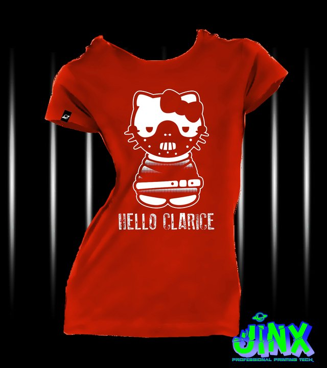 Hello Clarisse Playera