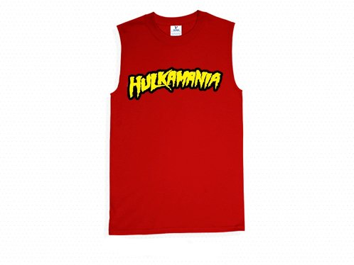 hulk hogan, playeras
