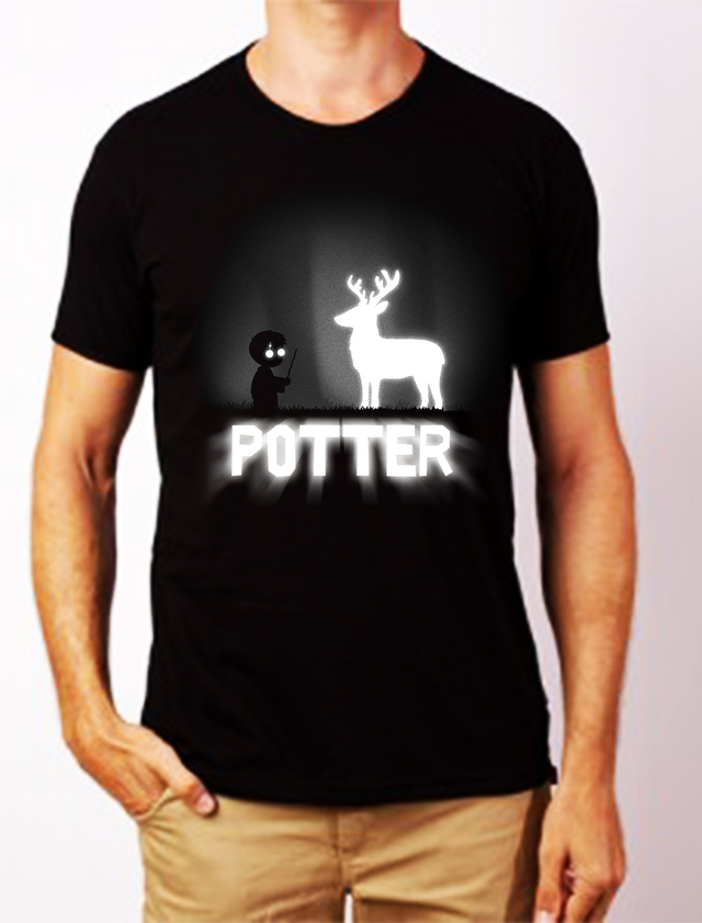 playera harry potter Limbo ps3