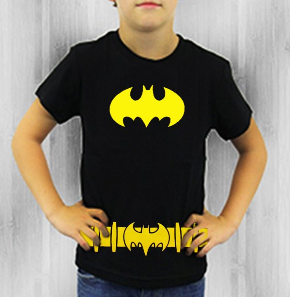 camiseta playera traje batman