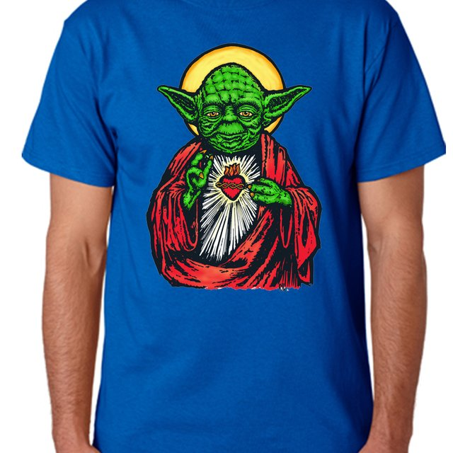 playera o camiseta chistosa star wars