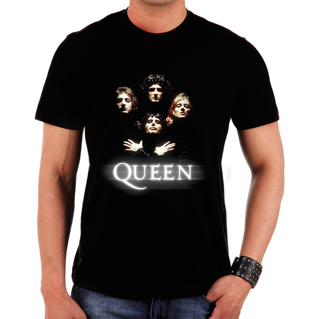playera camiseta queen bohemian