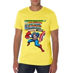 Playera Capitan America, Comic