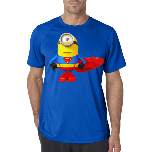 playera super minion