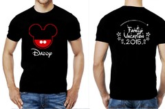 Playera Personalizada Mickey Mouse Disney