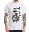 Playera Haters