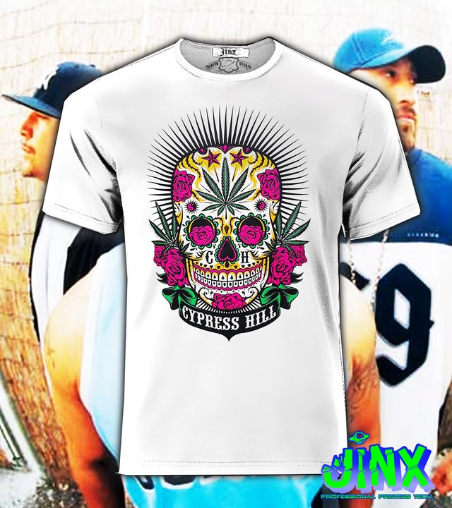Playera o Camiseta Cypress