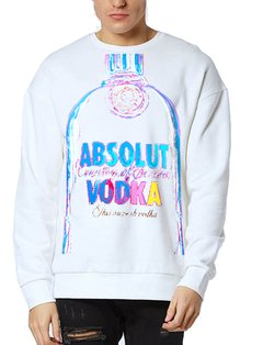 SUDADERA ABSOLUT VODKA MODA