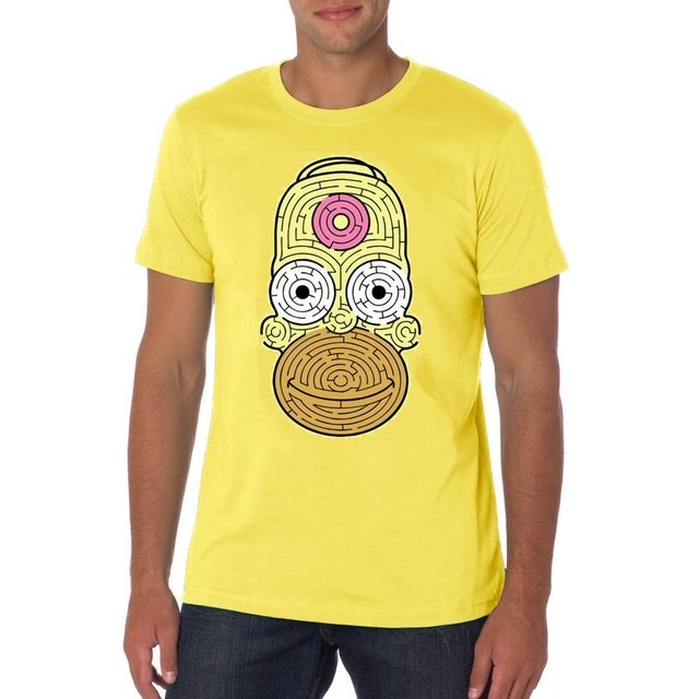Homero Simpson, Playera