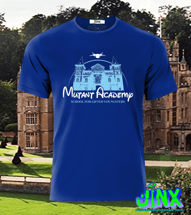 Playera o Camiseta Mutant Academy X-men - comprar online