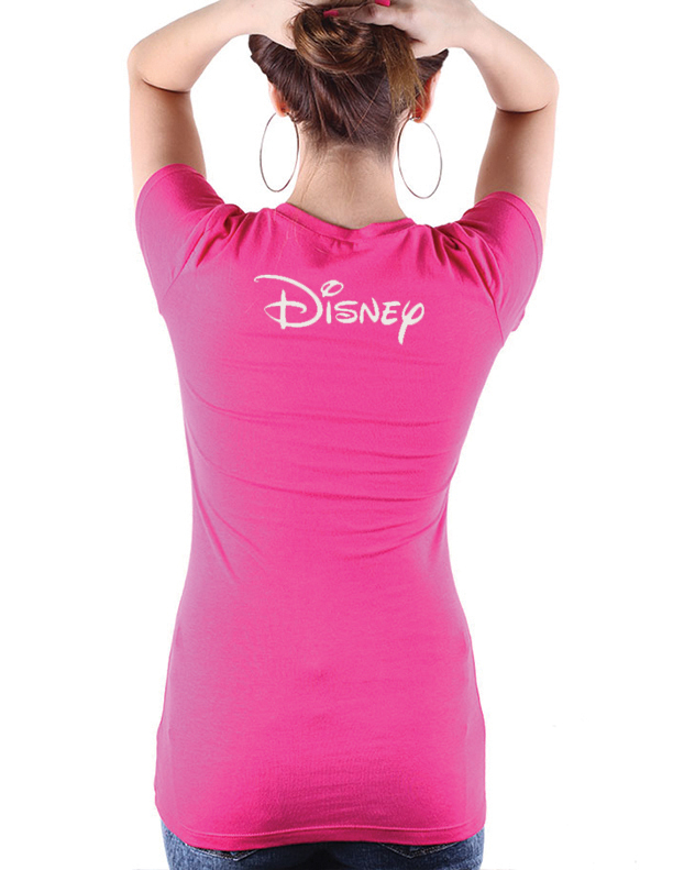 playera o camiseta minnie