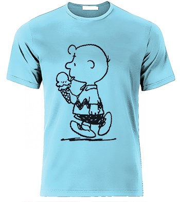 camisa charlie brown